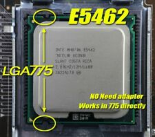 "Intel Xeon E5462 2.8GHz/12M/1600 Quad core LGA775 CPU ( "" Better than Q9550 "" )"