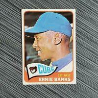 1965 Topps #510 Ernie Banks