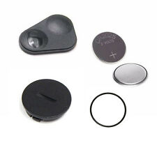 LAND ROVER RANGE ROVER P38 REMOTE CONTROL KEY FOB COVERS, BATTERY & O-RING SET