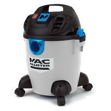 Corded 16l Bagged Wet & Dry Vacuum Powerful Blower VAC Dustless Grinding Sanding