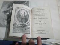 1830 Introducción a la Vida Devota Escrita en Francés por San Francisco de Sales