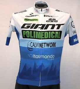 2020 Giant Pro Team Cycling Jersey - Race fit - Made in Italy by GSG
