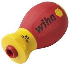 Wiha - 41229 - Stubby Slimbit Vde Screwdriver Handle