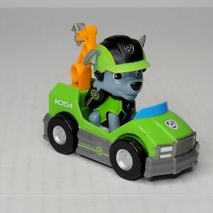 Paw Patrol Mission PAW Rocky's Repair Kart Figure & Vehicle Truck