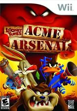 Looney Tunes: Acme Arsenal - Nintendo  Wii Game
