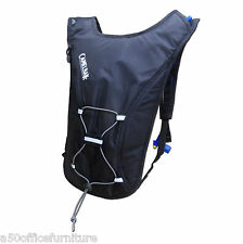 GENUINE CAMELBAK WATERBAK 1.5ltr Pureflow Hydration Pack Black *NEW*