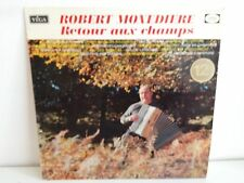 ROBERT MONEDIERE Retour aux champs VEGA 30VT 12164