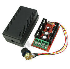 40A 48V 24V 12V MAX 10-50V DC Motor Speed Control PWM HHO RC Controller 2000W