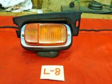 Triumph TR6, Lucas Right Front Parking Light & Turn Signal Assembly Complete, !!
