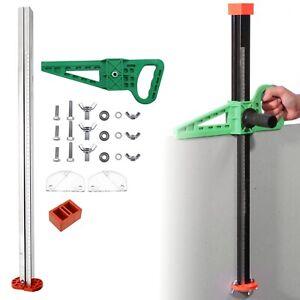 "High Accuracy Hand Push Drywall Cutter 0.78-23.62"" Cutting Range Portable Tool"