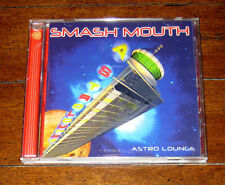 CD: Smash Mouth - Astro Lounge (1999, Interscope) Can't Get Enough All Star