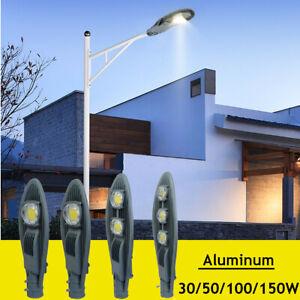 30/50/100/150W LED Road Street Garden Spot Lamp Outdoor Light DC 12V-24V  QZ