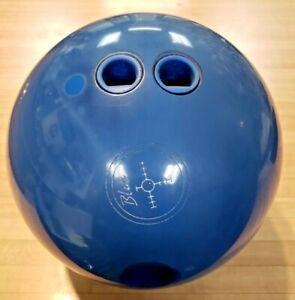 HAMMER BLUE HAMMER URETHANE BOWLING BALL 15LB. LH - 1 DRILL