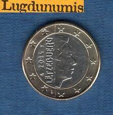 Luxembourg 2014 - 1 Euro - Pièce neuve de rouleau - Luxembourg