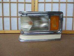 75 76 Cadillac Coupe DeVille OEM Left Side Corner Marker Parking Light Headlight