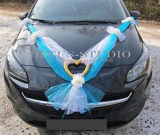 Girlande für Dekoration von Brautauto Hochzeit Autodeko Autoschmuck, AM007-03