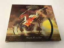 Hawkwind - Hall of the Mountain Grill (1996) CD TRI FOLD DIGIPAK MINT/EX 7243837