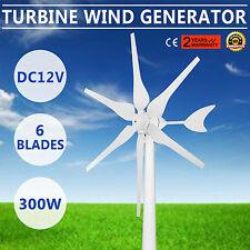 300W/12V WIND GENERATOR WINDKRAFTANLAGE WINDRAD  DC12V CARBON FIBER  PLASTICS