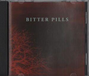 Bitter Pills - Bitter Pills (CD 2010) Hooton 3 Car Broccoli Teenage Fanclub