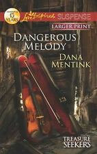 Dangerous Melody (Love Inspired Suspense (Large Print)), Mentink, Dana, 03736753