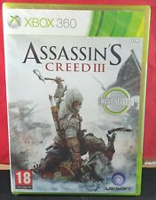 Brand New and Sealed Assassin's Creed III (Microsoft Xbox 360)