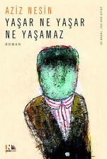 """"""" AZIZ NESIN - YASAR NE YASAR NE YASAMAZ """" Turkısh Book 1977 Registered Mail"""