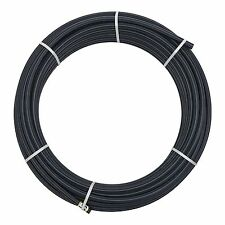 Vinidex POLY PIPE 25mmx50m Black With Blue Stripe, Irrigation Purposes*AUS Brand