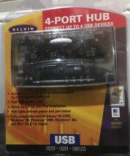 Belkin F5U021 USB 4-Port Hub NEW Sealed Never Opened OEM