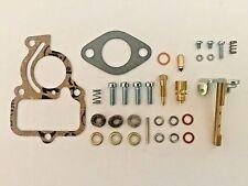 IH Farmall Cub Complete Carburetor Kit w/ Throttle Shaft & Cork Bowl Gasket