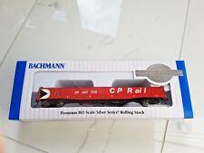 BACHMANN 1/87 HO CANADIAN PACIFIC CP RAIL 50.6' GONDOLA CAR W/ LOAD  71907 NIB