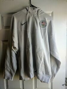 RARE Unreleased Sample Nike Team USA Olympic 2020 Zip Up Jacket XL Space Hippie