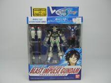 "MSIA Gundam SEED DESTINY "" ZGMF-X56S/γ Blast Impulse Gundam "" Figure BANDAI"
