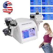 USA 8in1 Cavitation Vacuum Multipolar Tripolar RF BIO Skin Lifting Anti-aging