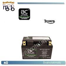 TRIUMPH 1050 SE TIGER  10/11  BATTERIA A LITIO BC LITHIUM BATTERIES BCTZ10S-FP