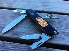 Swiss Army Knife Victorinox Spartan Custom Russian Design Black
