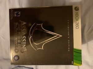 Collectors Edition Assassin's Creed Brotherhood Xbox 360 Xbox One
