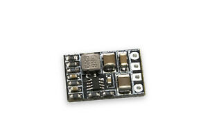 Matek Micro BEC 5V/12V einstellbar, Gewicht 1g, Eingang 7-21V, 1,5A Stromstärke