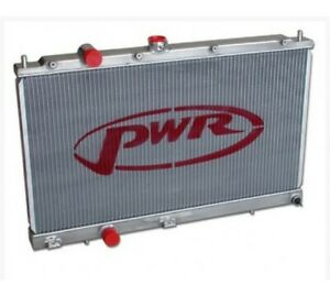 PWR Radiator 55mm X-Flow fits Holden HD-HZ LS1 PWR5907 fits Holden H Series H...
