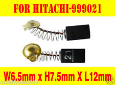 Carbon Brushes For Hitachi 999021  Drill Sander Planer DH-20 PDP-100C G-12 GP-2