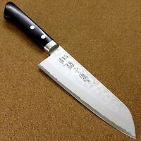 Japanese Kitchen Santoku Knife 170mm 6.7inch VG10 Damascus Multilayer SEKI JAPAN