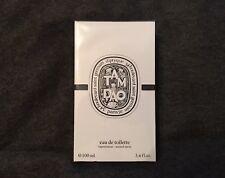 Diptyque TAM DAO Eau De Toilette. 3.4 oz/100 ml.