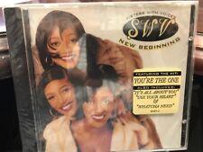 SWV New Beginning CD 1996 RCA 66487