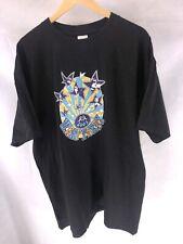 VINTAGE 2003  Wrap Party Tour T Shirt Hip Hop Rock USA RARE Double Sided