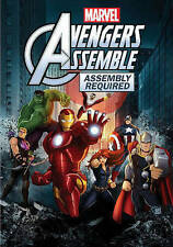 Avengers Assemble: Assembly Required (DVD, 2013) Usually ships within 12 hrs!!!
