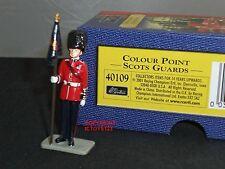 Britains 40109 Guardie Scozzesi colore PUNTO trasporto truppe via il colore metal toy soldier