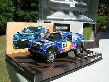 MINICHAMPS 1/43 VW TOUAREG 4X4  2005 DAKAR Kleinschmidt serie limitée 1824 ex.