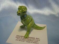 Hagen Renaker Dinosaur Tyrannosaurus T-Rex Figurine Ceramic Miniature  NEW