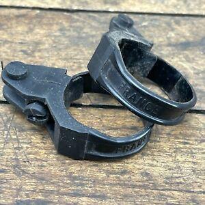 Bike Pump Mount Peg Vintage Plastic Screw Frame Peg France Brevete Eroica
