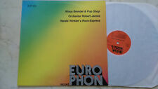 EUROPHON LABEL KLAUS BRENDEL/ORCH.ROBERT JAMES  *MINT*