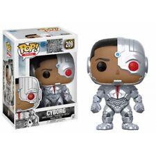 Funko Pop 13487 Cyborg Justice League Movie Vinyl Toy